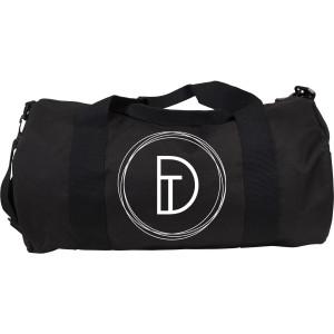 """Sport Tasche """"DT Logo"""" schwarz DT061B"""