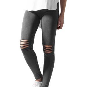TB1276 Ladies Cutted Knee Leggings