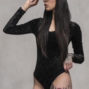 TB1732 Ladies Velvet Body