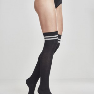 TB761 Ladies Overknee Socks 2-Pack