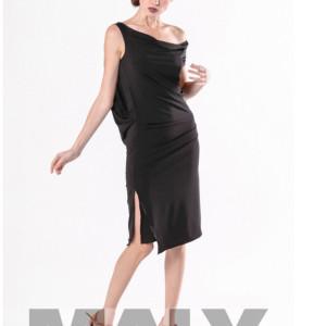 MALY - Kleid doppellagig