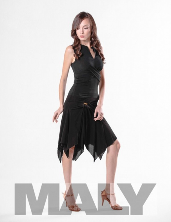 "MALY - Shirt ""Cross Look"""