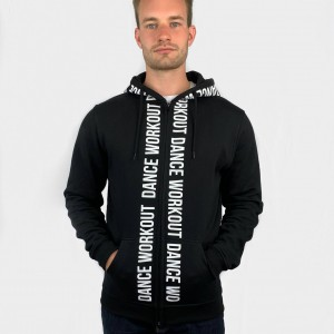 Dance Workout Zip Hoody